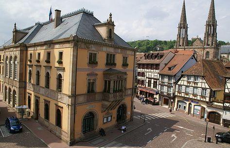 Mairie_Obernai